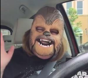 chewbacca-mask-lady